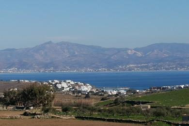 TZANE Privileged piece of land suitable for tourist exploitation