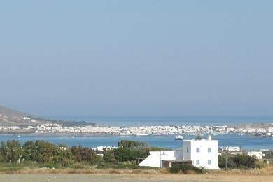 Alyki, villa with unique views of the Aegean Sea and Antiparos